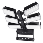720W Adjustable LED Flood Light (6500K)