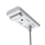 20W Microwave Sensor Solar LED Street Light