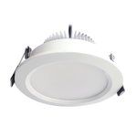 10W Residential Fixed LED Dimmable Downlight (6000K)