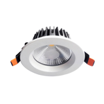 15W Commercial Fixed Dimmable LED Downlight (6000K)