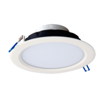 12W Residential Fixed LED Downlight (3000K)